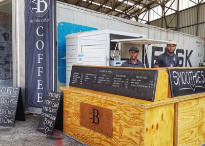 Mobile Coffee at its best